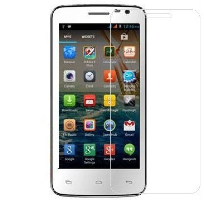 Loopee Tempered Glass Guard for Micromax Canvas Juice A77