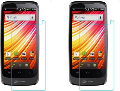 ACM Tempered Glass Guard for Micromax Bolt A51(Pack of 2)