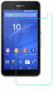 Glasgow Tempered Glass Guard for Sony Xperia E4 Dual