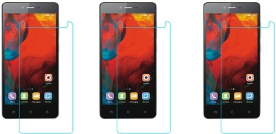 ACM Tempered Glass Guard for Gionee F103 4g(Pack of 3)