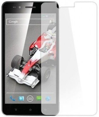 Lively Tempered Glass Guard for Xolo Q1200(Pack of 1)