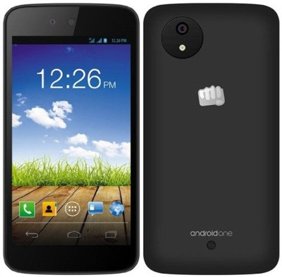 CURO Tempered Glass Guard for Micromax Canvas A1 AQ4502(Pack of 1)
