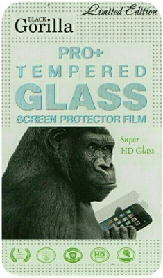 BLACK GORILLA Tempered Glass Guard for Xolo 8x-1020(Pack of 1)