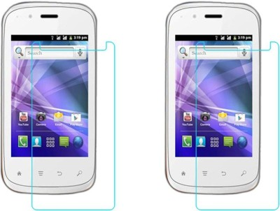 ACM Tempered Glass Guard for Spice Smart Flo Edge Mi-349(Pack of 2)