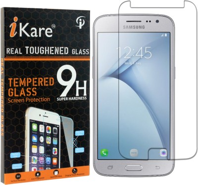 iKare Tempered Glass Guard for Samsung Galaxy J2 - 2016(Pack of 1)