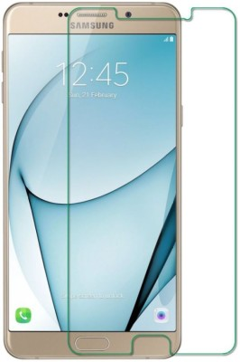 BIZBEEtech Tempered Glass Guard for SAMSUNG Galaxy A9 Pro(Pack of 1)