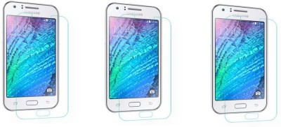 ACM Tempered Glass Guard for Samsung Galaxy J1 Ace (Pack of 3)(Pack of 3)