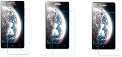 ACM Tempered Glass Guard for Lenovo A536(Pack of 3)