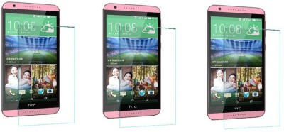 MOB Tempered Glass Guard for HTC Desire 820q(Pack of 1)