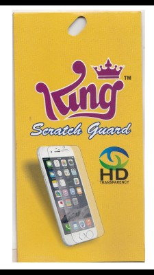 King Tempered Glass Guard for Micromax Canvas Pep Q371(Pack of 1)