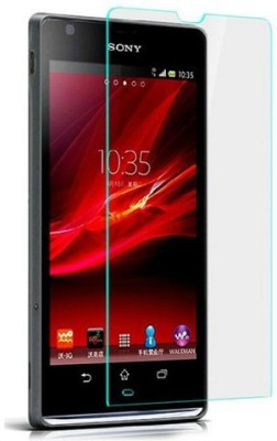 Kavacha Tempered Glass Guard for Sony Xperia ZR(Pack of 1)