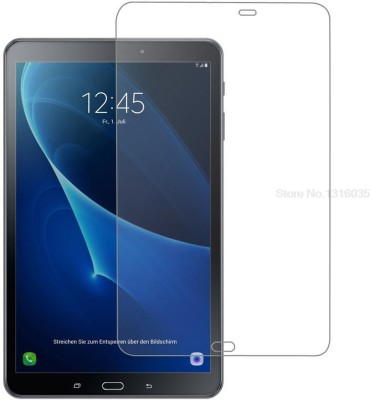 S-Line Tempered Glass Guard for Samsung Galaxy Tab A 10.1 (2016) T585(Pack of 1)