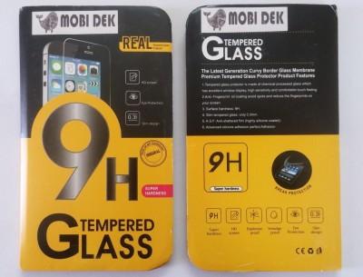 Mobi Dek Tempered Glass Guard for Micromax Canvas Blaze 4G Q400