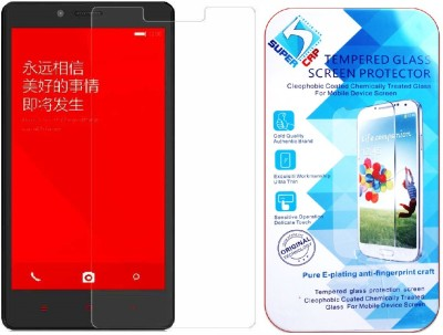 Supercrp Tempered Glass Guard for Xiaomi Redmi Note 3G/4G