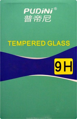 Pudini Tempered Glass Guard for Lenovo A6000 Plus, Lenovo A6000
