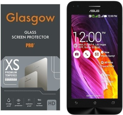 Glasgow Tempered Glass Guard for Asus Zenfone C (4.5 inch Display)(Pack of 1)