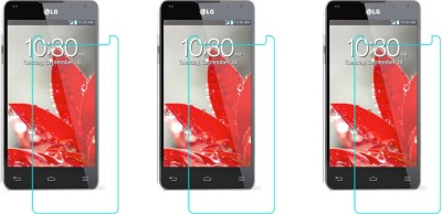 ACM Tempered Glass Guard for Lg Optimus G(Pack of 3)