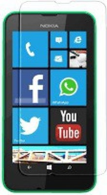 CLASSY CASUALS Tempered Glass Guard for Nokia Lumia 530