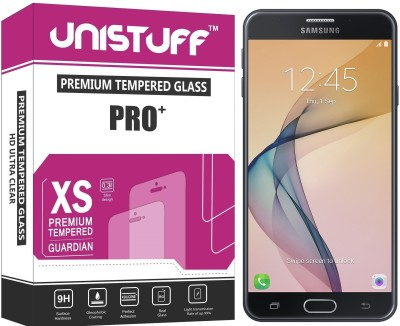 Unistuff Tempered Glass Guard for Samsung Galaxy J7 Prime(Pack of 1)