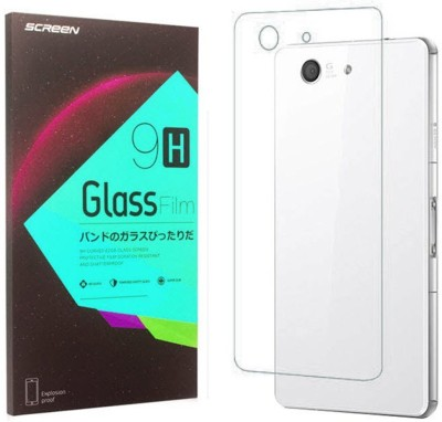 Aspir Tempered Glass Guard for Sony Xperia Z1 Mini(Pack of 1)