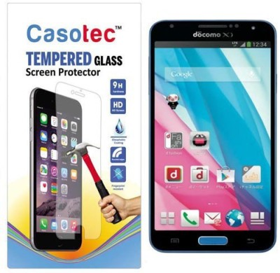 Casotec Tempered Glass Guard for Samsung Galaxy J2 - 2015