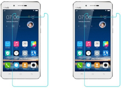 MudShi Impossible Screen Guard for VIVO X5 MAX(Pack of 2)