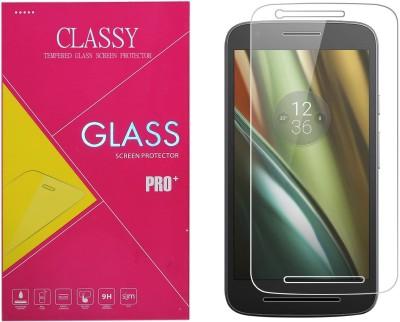 Clarks Tempered Glass Guard for Motorola Moto E3 Power(Pack of 1)