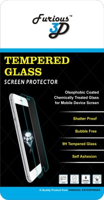 Furious3D Tempered Glass Guard for Asus Zenfone Max ZC550KL(Pack of 1)
