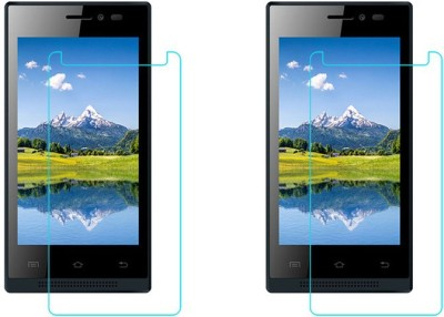 ACM Tempered Glass Guard for Intex Aqua Y2+ Plus(Pack of 2)
