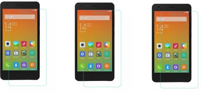 ACM Tempered Glass Guard for Xiaomi Redmi 2 (Pack Of 2)(Pack of 2)