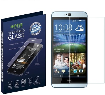 Feye Tempered Glass Guard for HTC One M8 Mini(Pack of 1)