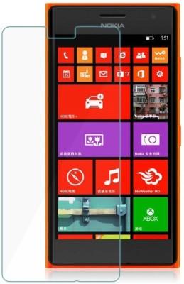 MOB Tempered Glass Guard for Nokia Lumia 730, Nokia Lumia 735(Pack of 1)