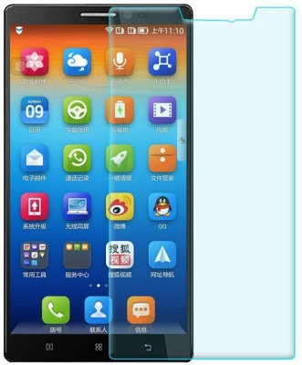 SmartLike Tempered Glass Guard for Lenovo A5000(Pack of 1)