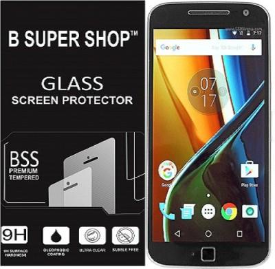 B Super Shop Tempered Glass Guard for Motorola Moto G5 Plus