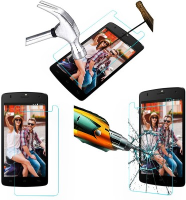 ACM Tempered Glass Guard for Lava Iris Selfie 50(Pack of 1)
