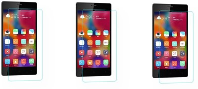 Yellow Bell Tempered Glass Guard for Gionee Elife S7