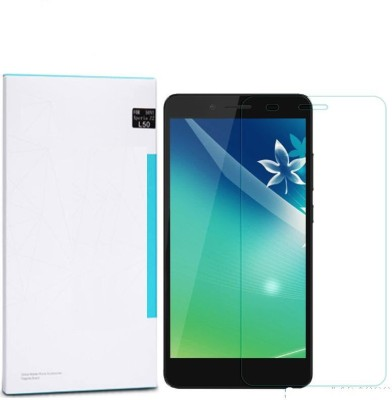 FIVE ON FIVE Tempered Glass Guard for Lava Iris 401e