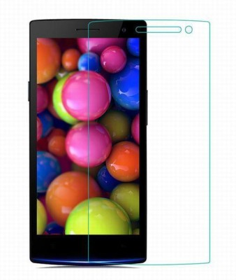 SmartLike Tempered Glass Guard for Oppo R1 R829 Pack of 1 SmartLike Screen Guards