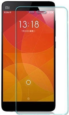 Cell-loid Tempered Glass Guard for Mi Redmi 3(Pack of 1)