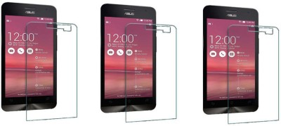 ACM Tempered Glass Guard for Asus Zenfone 5 A501cg (Pack of 3)(Pack of 3)