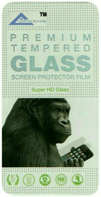 AUROCHS Tempered Glass Guard for MICROMAX CANVAS ENTICE A105(Pack of 1)