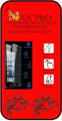 Maxpro Tempered Glass Guard for LG L80 Dual(Pack of 1)