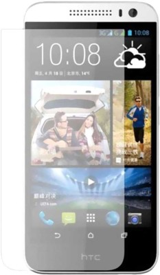 Cowboy Tempered Glass Guard for Htc desire 616 duaL sim(Pack of 1)