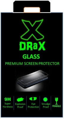 Drax Tempered Glass Guard for Micromax A108 Canvas L