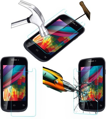 LUQZONE Tempered Glass Guard for IBall Andi 3.5i Tempered Glass Transparent High Quality