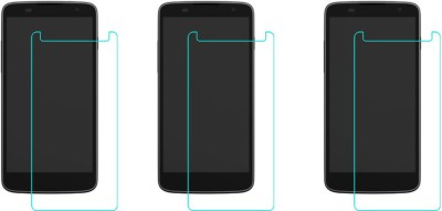 ACM Tempered Glass Guard for Karbonn Titanium S5+ Plus(Pack of 3)