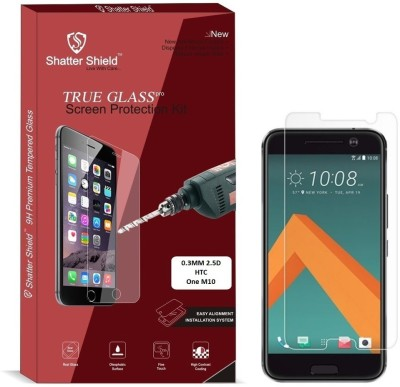 "Shatter Shield Tempered Glass Guard for HTC One M8 (5.0"" Inch Display)(Pack of 1)"