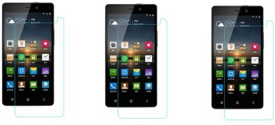 ACM Tempered Glass Guard for Gionee Elife E5(Pack of 3)