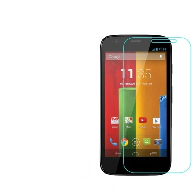 Turrono Tempered Glass Guard for Motorola Moto E (1st Gen)