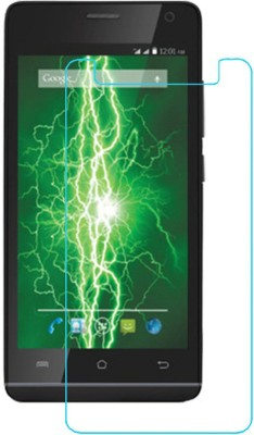 Sikoo Tempered Glass Guard for Lava IrisFuel 50